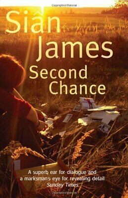 Second Chance by Si�n James Paperback Book The Cheap Fast Free Post