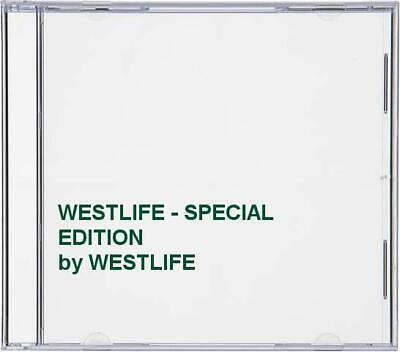 WESTLIFE - WESTLIFE - SPECIAL EDITION - WESTLIFE CD 72VG The Cheap Fast Free The