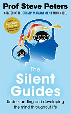 Steve Peters-Silent Guides BOOK NEW