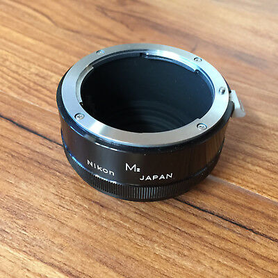 Nikon M2 Extension Macro 55mm Tube