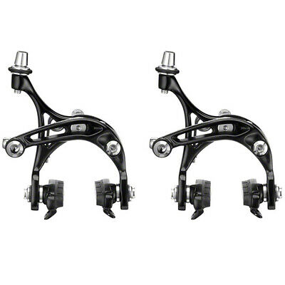 Campagnolo Chorus Dual Pivot Skeleton Brakeset Front and Rear Short Reach 39-49m