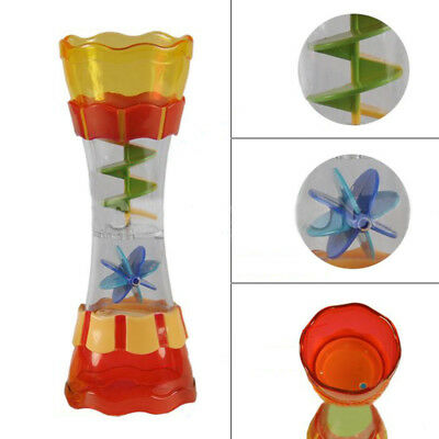 Kids Toddler Baby Bath Swim DIY Plastic Toy For Water Whirly Wand Cup Toys Gifts