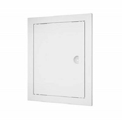 Access Panel White Inspection Hatch Plastic Revision Door 300mm x 300mm