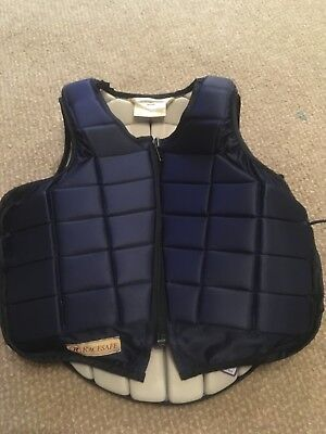 Child Racesafe Body protector large RS2010