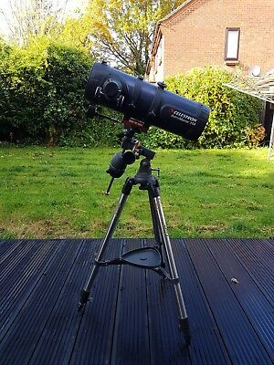 Celestron AstroMaster 114 Telescope With Stand