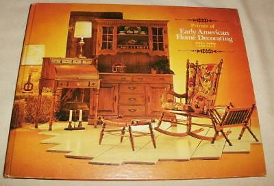 Vintage Tell City Indiana Primer Of Early American Home Decorating Book Vol 14