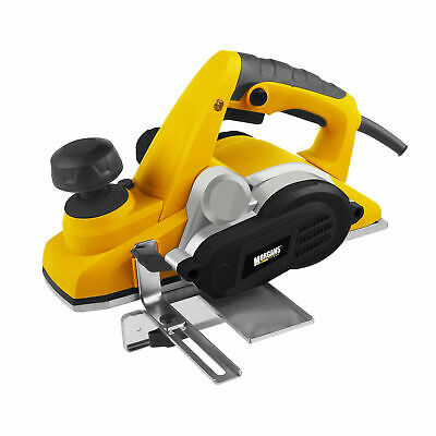 750W Electric Rebate Power Planer with 82 X 3mm Planing Width