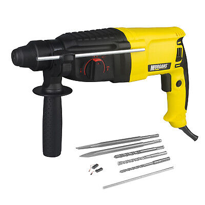 Electric SDS Rotary Hammer Drill Breaker With Extra Chuck Accessories 26mm