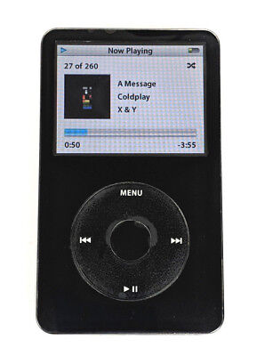 Apple iPod Video 5th Generation 60GB 80GB 120GB 160GB 256GB HDD/SSD (Grade B)