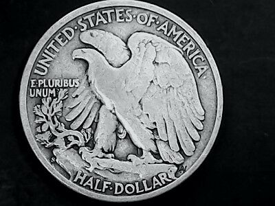 walking liberty  half dollar 1944-s mint in great  condition  90% silver +++