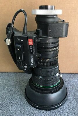 Canon J18X8.5B3 8.5-153MM  Lens for ikegami HL-79E