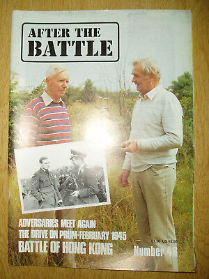 After the Battle Magazine issue 46 - Battle for Hong Kong & The Drive on Prum