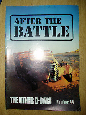 After the Battle Magazine issue 44 - The Other D-Days & Long Range Desert Group