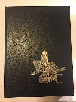 "Western Kentucky State College yearbook 1965 ""Talisman"" Bowling Green University"