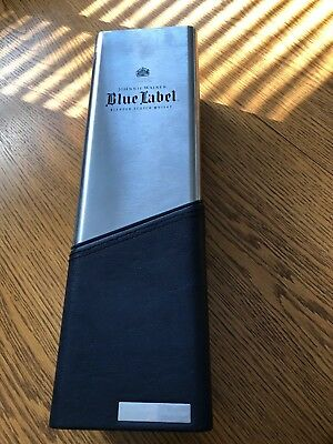 JOHNNIE WALKER BLUE LABEL PORSCHE DESIGN EDITION CASE  No Bottle Or Alcohol