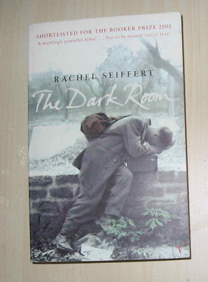 Rachel Seigert The Dark Room Booker shortlisted book paperback