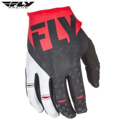 Fly Racing 2018 Adulto Cinético Mx Motocross Fuera de la Carretera Quad Guantes