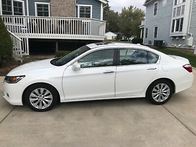 2014 Honda Accord EX-L 2014 Honda Accord EX-L, perfect color combo low miles