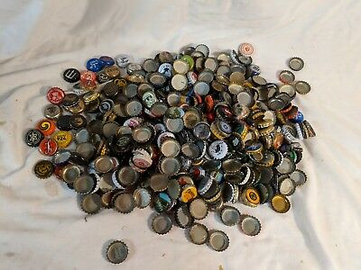 Approx 600 - 3 pounds Beer Bottle Caps Lot #3 Lagunitas Shorts Victory Abita