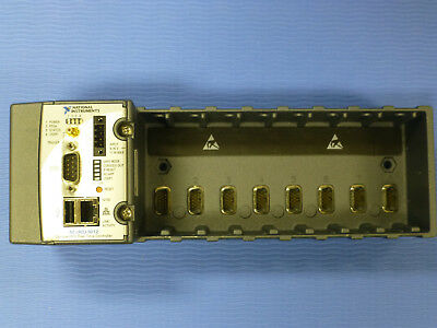 National Instruments NI cRIO-9012 Controller with cRIO-9104 8-Slot FPGA Chassis