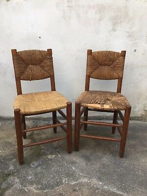 Chaises perriand