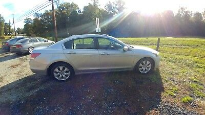 2009 Honda Accord EXL 2009 Honda Accord Leather, Sunroof