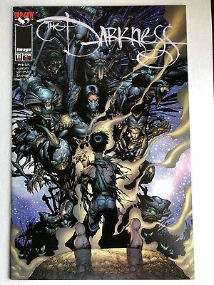 DARKNESS #11 Whilce Portacio Variant Garth Ennis Near Mint OPTIONED FOR FILM
