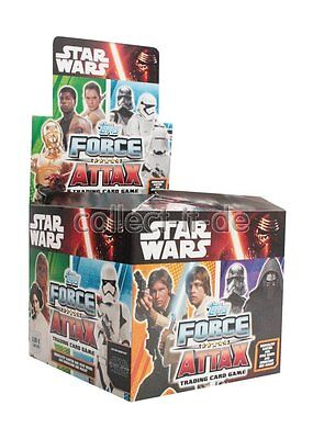 Force Attax - Star Wars - Erwachen der Macht - Display (50 Booster) - Deutsch