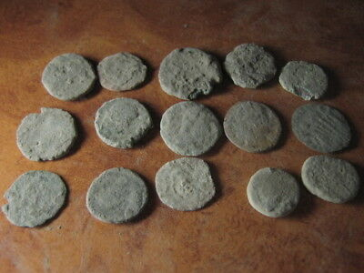 Ancient roman coins lot 23