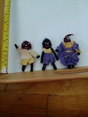 Antique Vintage Black Americana African American Dolls