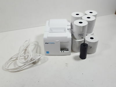 Square POS Compatible Star Micronics TSP143IIILAN (MISSING 1 ROLL)
