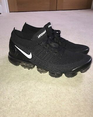 ORIGINAL NEW AUTHENTIC NIKE AIR VAPORMAX FLYKNIT 2 Mens Black ... 4636a87f8