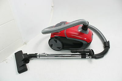 Ovente Canister Vacuum with Tri-Level Filtration ST1600 Series Energy Saving