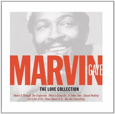 Marvin Gaye - The Love collection - Marvin Gaye CD FSVG The Cheap Fast Free Post