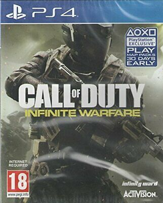 Call of Duty Infinite Warfare (PS4) [PlayStation 4] - Game  Y6VG The Cheap Fast