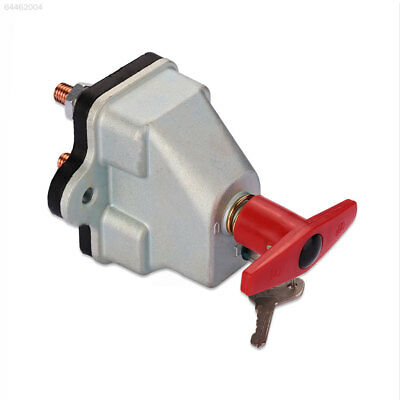 801A Car Truck ATV Battery Isolator Disconnect Cut-Off Switch 12-24V 250MA With