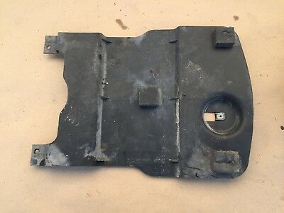 Bmw E89 Z4 Sdrive 35Is Oem (2009-2015) Under Car Engine Shield Protector