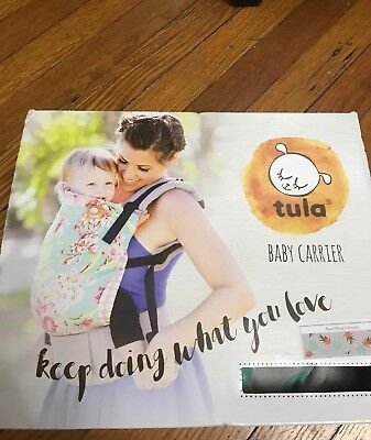 Tula Baby Carrier Archer Design