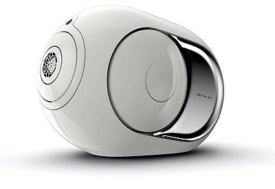 Devialet White Phantom Speaker
