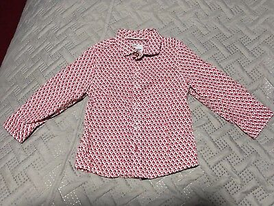 Boys Christmas Shirt Next 18-24 Months Superb Condition