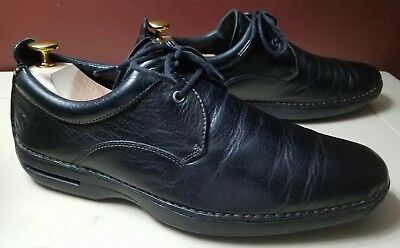 Cole Haan NikeAir Black Leather Driving Shoes (Men s 9.5 ... 520ef1cce