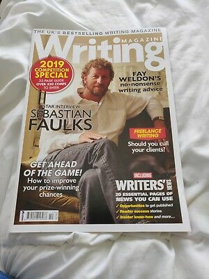 Writing Magazine October 2018