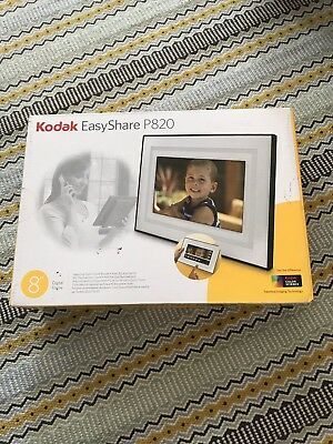 Kodak Easyshare P820 Digital Photo Frame