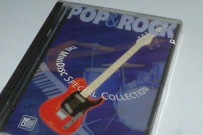 Sony Promotion MD - Pop & Rock -  Sampler - The Mini Disc Special Collection NEW