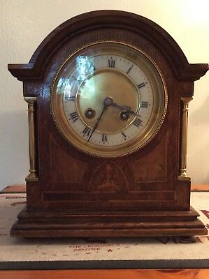Antique French Clock - Japy Freres -  Medal De Honneur