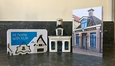 KLM / BOLS Miniature House - Delft House ** NUMBER 99 **