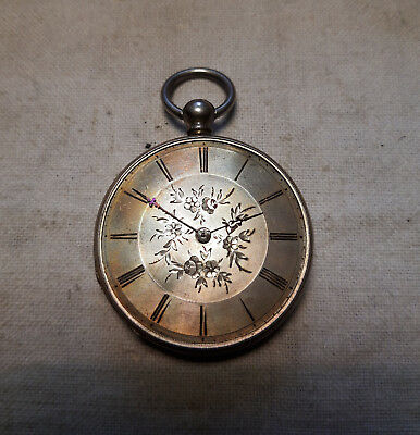 Repetition Schlagwerk Taschenuhr  Repeater Watch 1/4 Repetion Thermokompensation