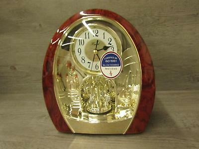 Quartz Hermle Melodies Mantle Clock ISO 9001 Certified For Parts or Repair