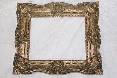 Beautiful Vintage Ornate Victorian Burwood Picture Frame 8 3/4 X10""