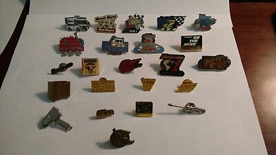 snap on collectibles advertising Pins